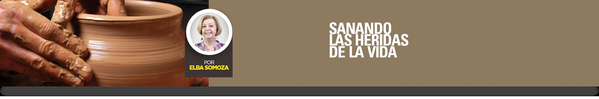 SANANDO LAS HERIDAS DE LA VIDA